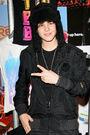 Justin Bieber meets fans at Citadium Store in Paris, 2010