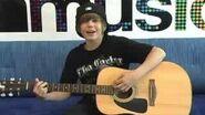 Justin Bieber LIVE at MySpace Music 06 09 09 02 29PM