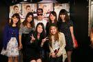 Justin Bieber meeting fans at V2 TOKYO 2014