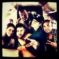 Justin Bieber crew 2011