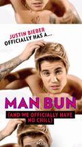 Snapchat People Magazine discover man bun