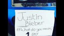 Justin Bieber What Do You Mean countdown, 1 DAY!