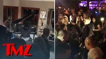 Justin Bieber Performs at Bizarre Engagement Party for Dad TMZ