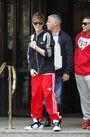 London April 2012 Justin