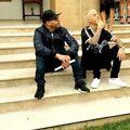 Eif Rivera and Justin Bieber