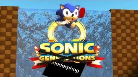 Sonic The Derphong Eggventure