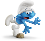 Clumsy smurfs 2017