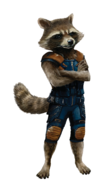Guardians of the galaxy vol 2 rocket png by metropolis hero1125-db89vsl