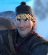 Kristoff in Frozen