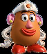 Ms Potato Head