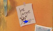 ME ALONE