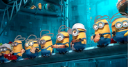 Minions as Electoons