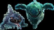 Cretaceous & Maelstrom