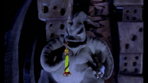 Oogie Boogie with his Reliquary