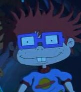 Chuckie Finster in Rugrats Go Wild