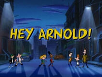 Hey Arnold! Title Card