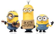 Minions 2015-im-with-stupid-wallpaper