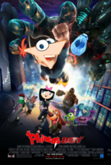 Phineas Boy Poster