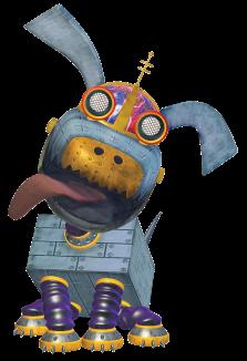 jimmy neutrons dog