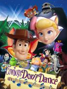 CowboysDontDancePoster