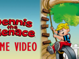Dennis The Menace Home Video