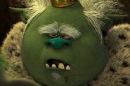 King Gristle Sr. Tired