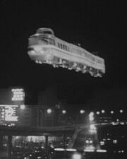 The Train In The Vary Dimension