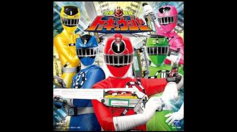 Ressha Sentai ToQger MV
