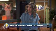 Byron's Radio Stunt Statues