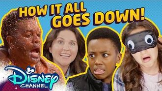 This Season On Roll It Back Just Roll with It Disney Channel