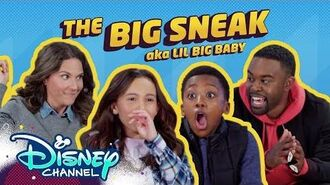 The Big Sneak Roll It Back Just Roll with It Disney Channel