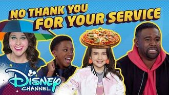 No Thank You For Your Service Roll It Back Just Roll with It Disney Channel