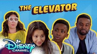 The Elevator Roll It Back Just Roll With It Disney Channel