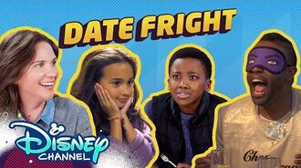 Date Fright 😨 Roll It Back Just Roll with It Disney Channel