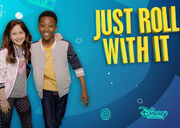 Just Roll With It Episode Card