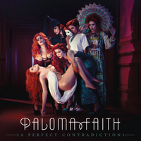 Paloma Faith A Perfect Contradiction Album Cover