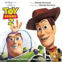 Toy Story 2 Soundtrack