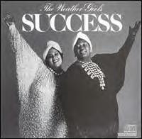 The Weather Girls Success CD cover