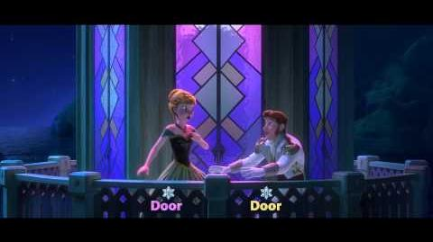 Frozen - Love is an Open Door