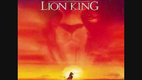The Lion King - I Just Can't Wait To Be King Elton John Version