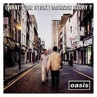 Oasis - (What's The Story) Morning Glory album cover