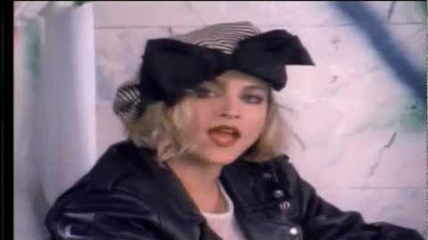 Madonna - Borderline Official Video