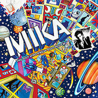 Mika - The Boy Who Knew Too Much (album)