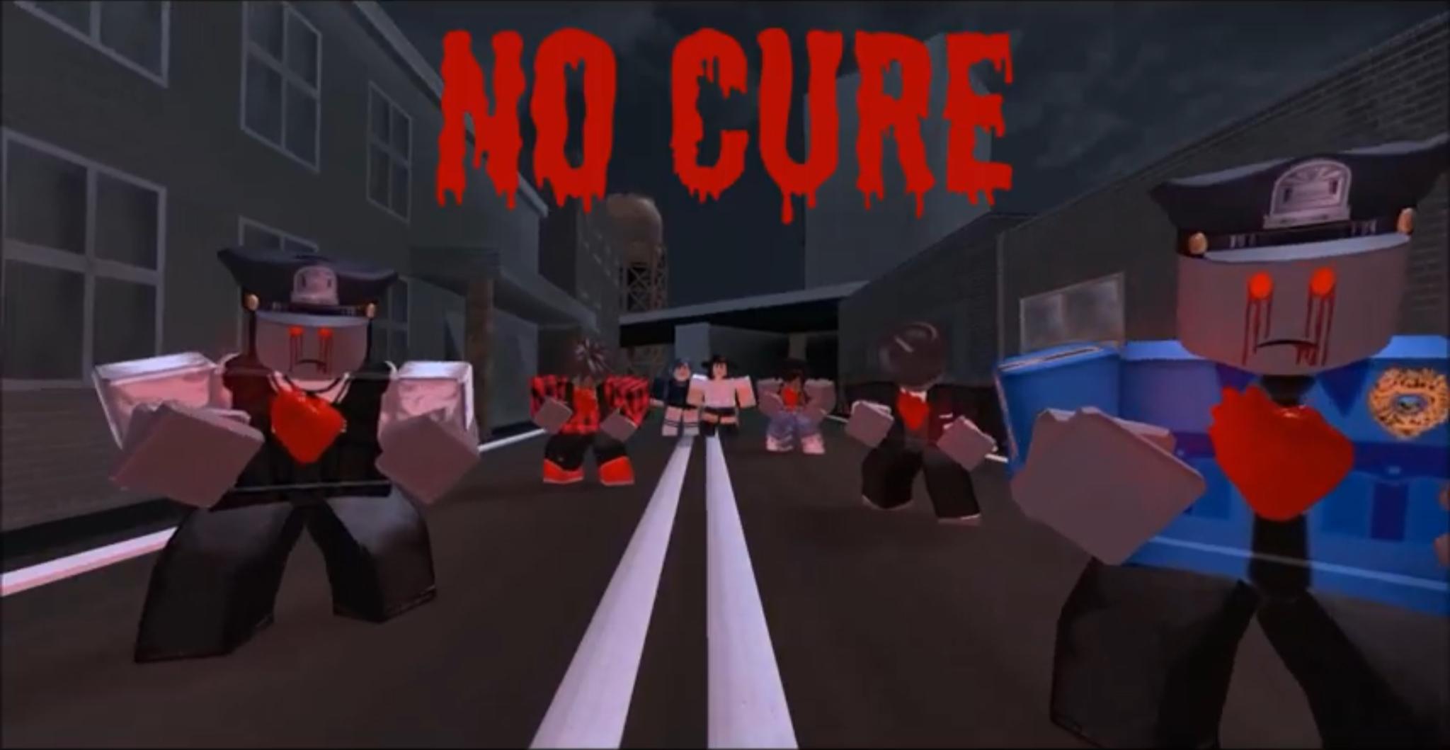No Cure Roblox Series Justsistv Wiki Fandom