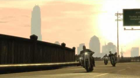 GTA IV The Lost and Damned Debut Trailer