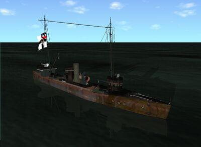Torpedoboot 1914