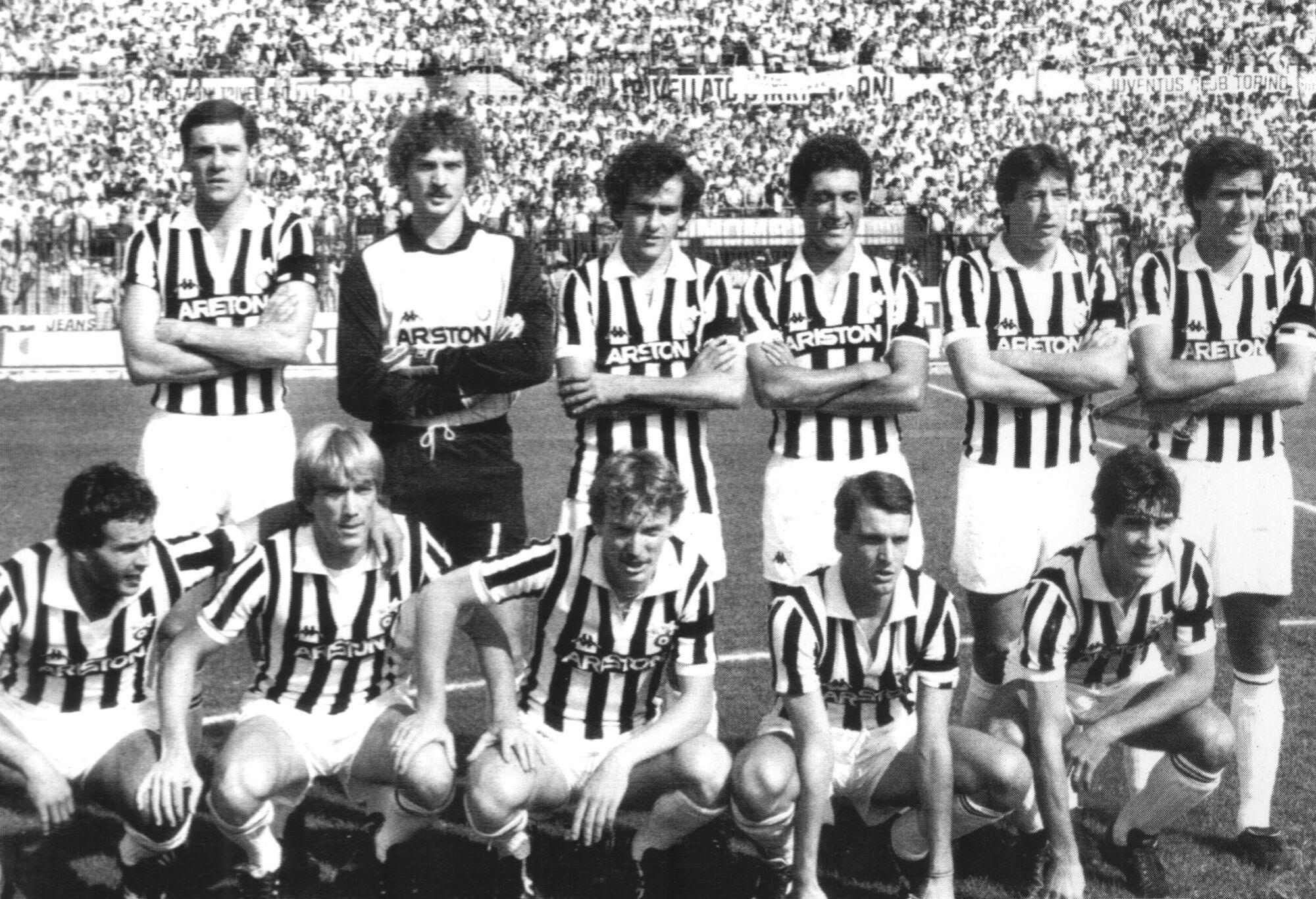 Juventus Turyn 1983 1984 Juvepedia Fandom Powered By Wikia