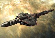 Necromancer-Class Star Cruiser