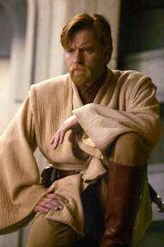 Ewan McGregor as Obi-Wan Kenobi in Star Wars - Revenge of the Sith