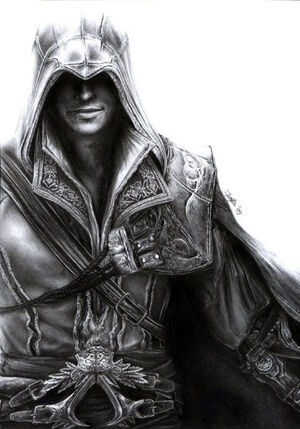 Assassin s Creed Ezio by D17rule